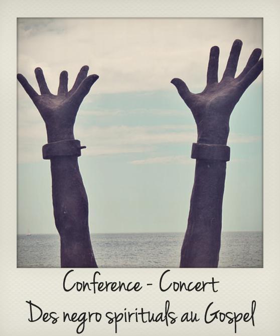 Orely Conférence-concert des negro spirituals au gospel