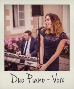 Orely - Duo Piano-Voix cérémonie mariage