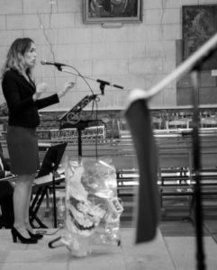 chanteuse obsèques Rennes