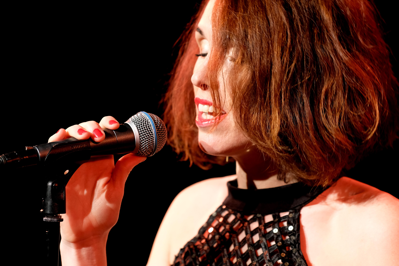 Orely chanteuse